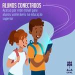 Chips de internet já estão sendo entregues a alunos da Ufal