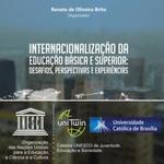 Professores da Ufal publicam textos em Coletânea da Católica de Brasília
