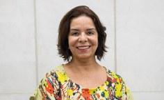 Denise Pires de Carvalho, reitora da UFRJ. Foto: Diogo Vasconcellos (Coordcom/UFRJ)