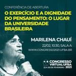 Professora do Centro de Educação participa de congresso da UFBA