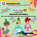 Progep promove folia virtual em mais uma edição do projeto Diálogos.com