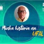 Servidor com mais tempo de serviço ativo comemora os 60 anos da Ufal