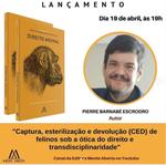 Professor de Medicina Veterinária  participa de livro sobre Direito Animal
