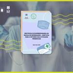 Escola de Enfermagem segue protocolo de biossegurança