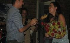 O pedido de noivado