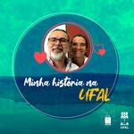 Mário e Simoni, um casal que tem a química no amor e no trabalho