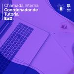 Educação a Distância prorroga inscrições para coordenador de tutoria