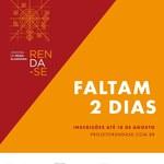 Inscrições abertas para o projeto Renda-se - 1ª Mostra de Moda Alagoana
