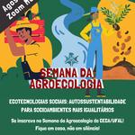 Semana da Agroecologia começa dia 24; participe!