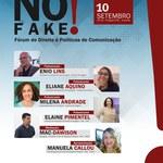 Curso de Comunicação e Unidade Penedo debatem notícias falsas nas eleições