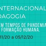 Inscrições abertas para sexta Semana Internacional de Pedagogia