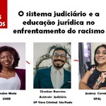 Evento debate políticas institucionais antirracistas na área do Direito
