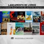 Portal Quilombada lança 14 novos livros de autores alagoanos