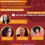 Grupo promove debate virtual sobre feminismo afrolatinoamericano