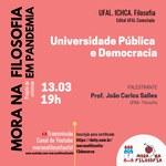 Reitor da UFBA é o convidado da próxima edição do Mora na Filosofia