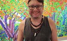 Professor Maxwell Filho, da Ufal, editor da revista
