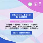 Ufal desenvolve pesquisa direcionada a pessoas transsexuais de Alagoas