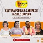 Théo Brandão promove live em homenagem ao Folclore alagoano