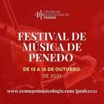 Festival de Música de Penedo está com inscrições abertas até 30 de setembro