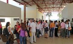 Candidatos para o concurso em Arapiraca