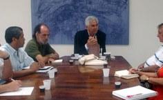 Reunião sobre o Pólo de Biotecnologia