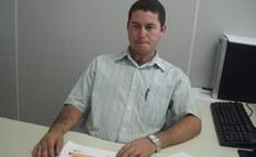 Coordenador do curso de Matemática, José Arnaldo dos Santos
