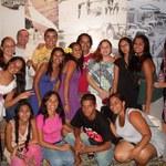 Estudantes ajudam a preservar a história de Penedo
