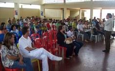 Sociedade discute combate à dengue em Santana