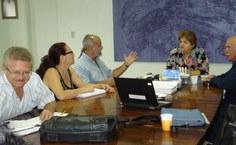 Reunião sobre o Campus Sertão