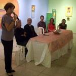 Artes visuais e políticas públicas são temas de curso