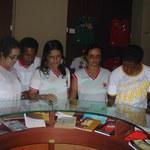 Grupo Pestalozzi visita o Museu Théo Brandão