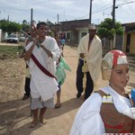 Alunos da Ufal realizam atividade comunitária na sexta-feira da Paixão