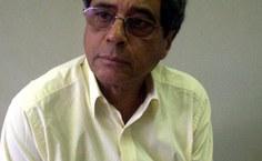 Professor Geraldo Nunes veio em busca de parcerias