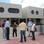 LCCV recebe visita de representantes da Sun Microsystems