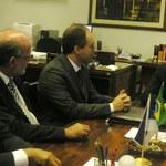 Nova diretoria da Andifes apresenta aos ministros as pautas prioritárias da gestão