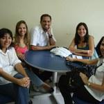Nusp promove contato de estudantes com a realidade do SUS