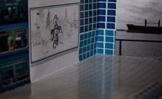 A Exposição Paisagem é iniciativa de um grupo de jovens artistas