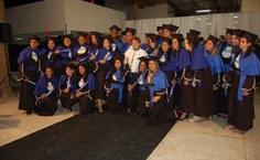 Primeira colação de grau do Campus Arapiraca, realizada em 2010