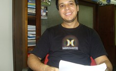 Fernando Pereira, professor contratado recentemente para o Profmat