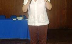 Marta Ferreira, assistente social do INSS, esclareceu a diferença entre aposentadoria e amparo social