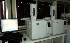 O cromatógrafo faz a separação de extratos de plantas e insetos para que os componentes sejam identificados