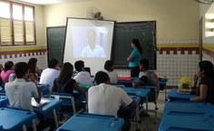 """O subprojeto """"Tecnologias da Informação e Comunicação"""", coordenado pelo professor Elton Casado, do Cedu"""
