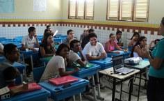 Os alunos vão utilizar as tecnologias da comunicação na escola