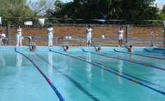 As modalidades de natação e o xadrez são as únicas que ocorrem fora do Ginásio Poliesportivo
