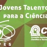 Capes e CNPq criam bolsa Jovens Talentos para a Ciência