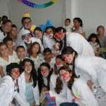 Projeto Enfermeiros da Alegria se junta ao Sorriso de Plantão