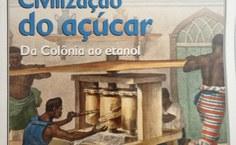 Capa da edição de Julho da Revista História da Biblioteca Nacional