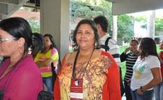 Maria Aparecida tem 28 anos de magistério no interior de Alagoas