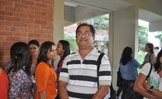 Mariano Alves cursa Pedagogia na Ufal e destaca o conhecimento compartilhado no evento