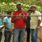 Alunos de Agronomia do Campus Arapiraca visitam Distrito de Irrigação em Petrolina
